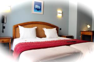 Hôtel Restaurant La Cigogne, Hotels  Munster - big - 16