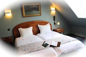 Hôtel Restaurant La Cigogne, Hotels  Munster - big - 9