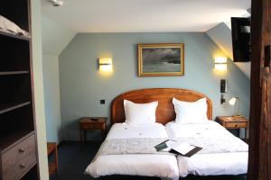 Hôtel Restaurant La Cigogne, Hotels  Munster - big - 8