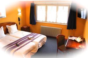 Hôtel Restaurant La Cigogne, Hotels  Munster - big - 7