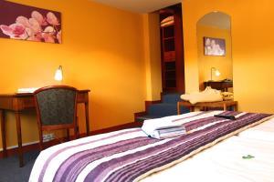Hôtel Restaurant La Cigogne, Hotels  Munster - big - 15