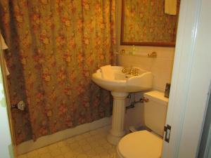 ダブルルーム 室外専用バスルーム
