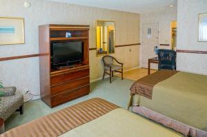 Pokój z 2 łóżkami podwójnymi – strefa Standard