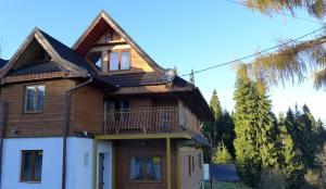 Panorama Tatr II, Guest houses  Zakopane - big - 64