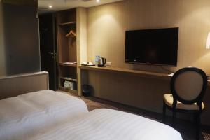 RF Hotel - Zhongxiao, Szállodák  Tajpej - big - 11