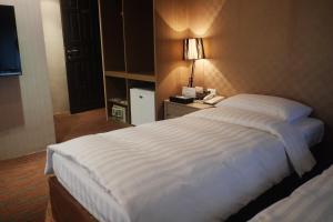 RF Hotel - Zhongxiao, Szállodák  Tajpej - big - 7