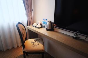 RF Hotel - Zhongxiao, Szállodák  Tajpej - big - 9