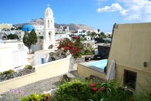 Santorini Heritage Villas, Vily  Megalokhori - big - 58