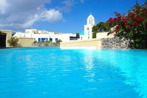 Santorini Heritage Villas, Vily  Megalokhori - big - 154
