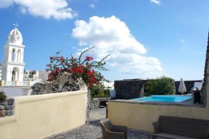 Santorini Heritage Villas, Vily  Megalokhori - big - 153