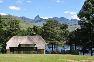 Lake Naverone Holiday Cottages, Rezorty  Drakensberg Garden - big - 91