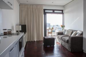 Apartament z balkonem i widokiem na morze