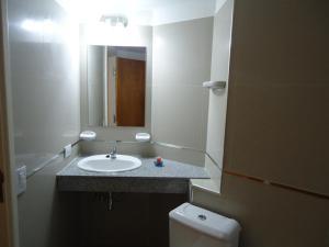 Departamento Huarpes, Apartmány  Villa Gesell - big - 17