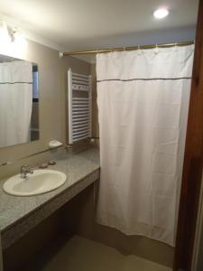 Departamento Huarpes, Apartmány  Villa Gesell - big - 16