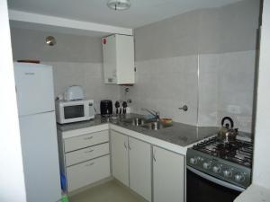 Departamento Huarpes, Apartmány  Villa Gesell - big - 6