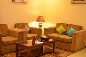 Ronza Land, Aparthotels  Riad - big - 25