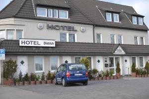Hotel Dietrich, Hotel  Hamm - big - 63