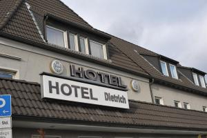 Hotel Dietrich, Hotely  Hamm - big - 66