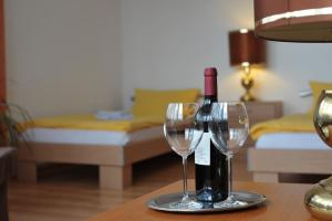 Hotel Dietrich, Hotely  Hamm - big - 7