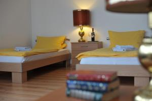 Hotel Dietrich, Hotely  Hamm - big - 11