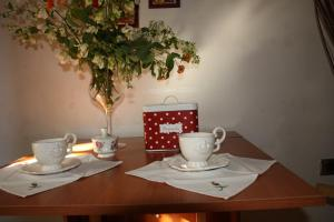 B&B Gildo Trani, Bed and Breakfasts  Trani - big - 33