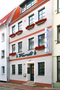 Hotel Verdi, Affittacamere  Rostock - big - 16