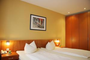 Hotel Verdi, Penzióny  Rostock - big - 3