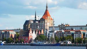 Hotel Verdi, Penzióny  Rostock - big - 15