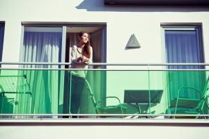 Németh Apartmanok, Apartmány  Sárvár - big - 15