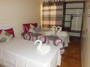 Apartamento Condomínio Paola, Ferienwohnungen  Ubatuba - big - 4