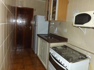 Apartamento Condomínio Paola, Ferienwohnungen  Ubatuba - big - 10
