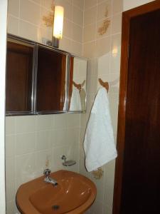 Apartamento Condomínio Paola, Ferienwohnungen  Ubatuba - big - 12
