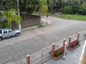 Apartamento Condomínio Paola, Ferienwohnungen  Ubatuba - big - 20