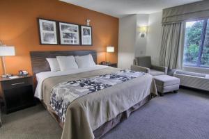 Sleep Inn & Suites Danville, Отели  Danville - big - 9