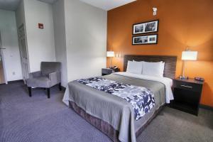 Sleep Inn & Suites Danville, Отели  Danville - big - 21