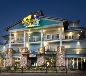 Margaritaville Island Hotel, Hotely  Pigeon Forge - big - 1