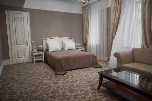 Business club hotel RAZUMOVSKY, Szállodák  Omszk - big - 37