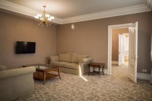 Business club hotel RAZUMOVSKY, Szállodák  Omszk - big - 65