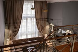 Business club hotel RAZUMOVSKY, Szállodák  Omszk - big - 78