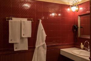 Business club hotel RAZUMOVSKY, Szállodák  Omszk - big - 47