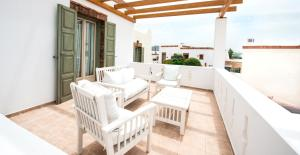 Porto Naxos, Hotely  Naxos Chora - big - 30