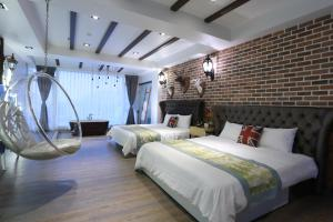 Follow Me designed B&B, Alloggi in famiglia  Dongshan - big - 72