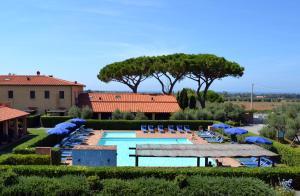 Podere San Giuseppe, Apartmanhotelek  San Vincenzo - big - 96