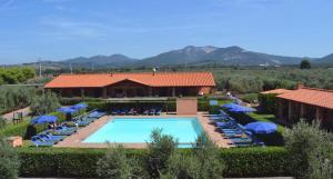 Podere San Giuseppe, Apartmanhotelek  San Vincenzo - big - 103