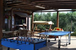 Podere San Giuseppe, Apartmanhotelek  San Vincenzo - big - 81