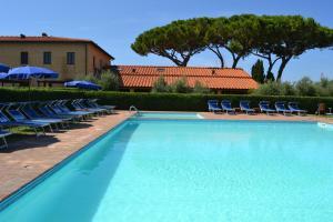 Podere San Giuseppe, Apartmanhotelek  San Vincenzo - big - 77