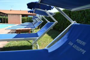 Podere San Giuseppe, Apartmanhotelek  San Vincenzo - big - 143
