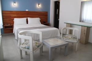 Hotel Florinda, Hotely  Punta del Este - big - 97