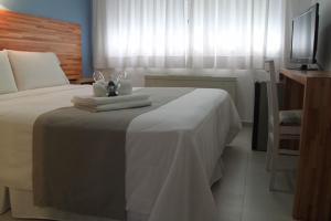Hotel Florinda, Hotely  Punta del Este - big - 28