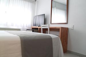 Hotel Florinda, Hotely  Punta del Este - big - 92